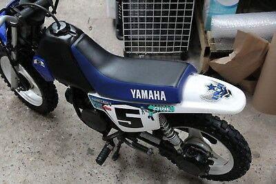 Yamaha Pee Wee 50 Blue Model 2014 Good Condition
