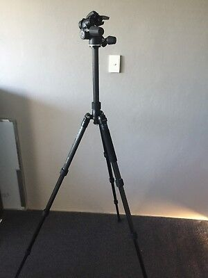 Benro C2682T Tripod with Manfrotto 804RC2 Head