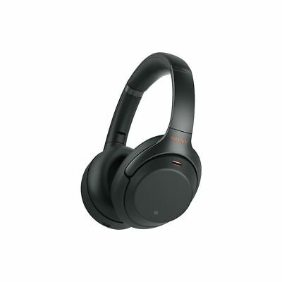 SONY WH1000XM3B Wireless Noise Cancelling Headphones (Black) (Seconds)