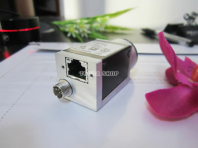 1PC BASLER acA1300-30gm 30fps Black and white GigE net industrial camera#SS