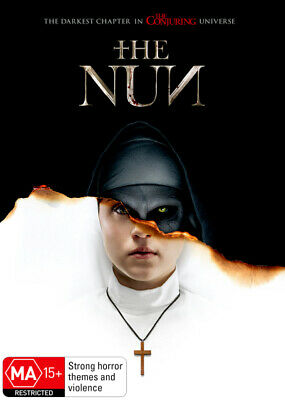The Nun (2018)  - DVD - NEW Region 4