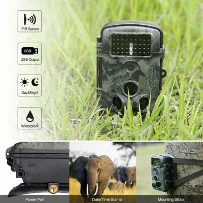 New 12MP 1080P RD1000 Scouting Stealth Trail Cam Deer Security Hunting Camera BT