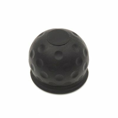 Universal 50mm Tow Ball Cover Caps Towing Hitch Caravan Trailer Towball Protect