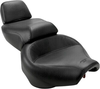 Mustang 75244 Wide Touring One-Piece Seat Vintage