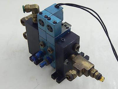 MAC 811C-PM-601BA-122 Valve Assembly T93656
