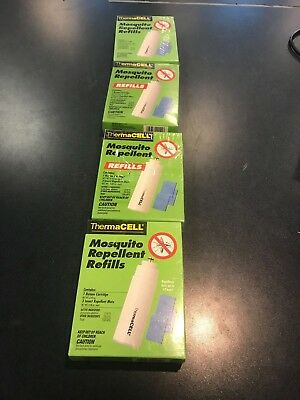 Thermacell R-4 Mosquito Repellent Refill Value Pack