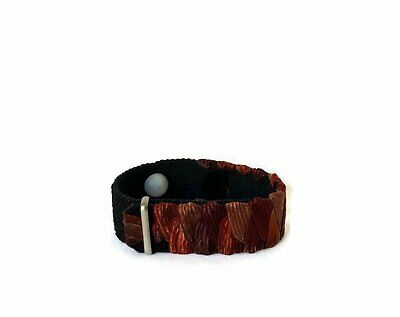 Stress/Anxiety Relief Bracelet (single band) Mocha