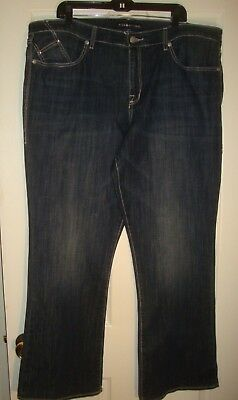 0f2afcb4eafe8 CATO WOMEN S PLUS Size Boot Cut Embellished Blue Jeans Size 22W ...