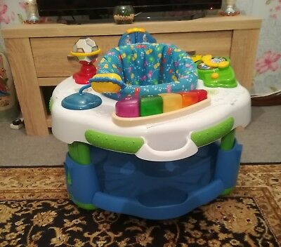 5d61eaaca LEAP FROG ACTIVITY Station Jumperoo Baby Gym - £5.00