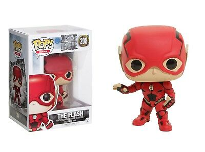 Funko Pop Heroes: DC Justice League - The Flash Vinyl Figure Item #13488