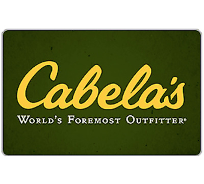 Buy $100 Cabela's Gift Card and Get $20 Uber Gift Card Free - Via Email