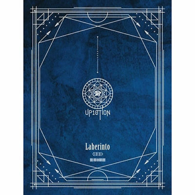 UP10TION [LABERINTO] 7th Mini Album CRIME-BLUE CD+Photo Book+Card K-POP SEALED
