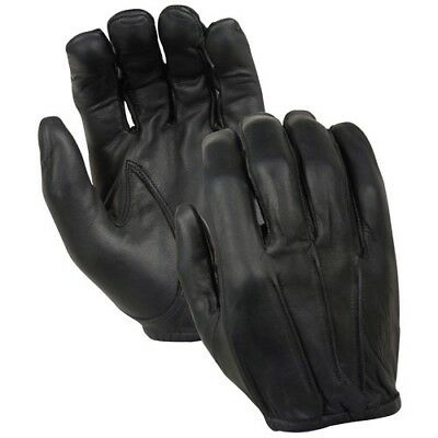 Valor Tac Leather Gloves W/ Kevlar Small Police Law Enforcement Search & Duty