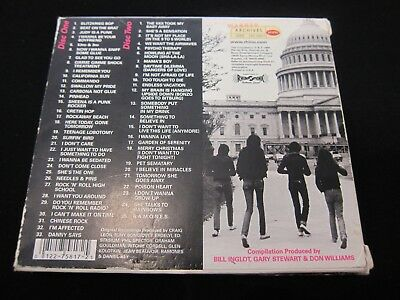Ramones - Anthology - Booklet - 2CD - Near Mint - NEW CASE!!!