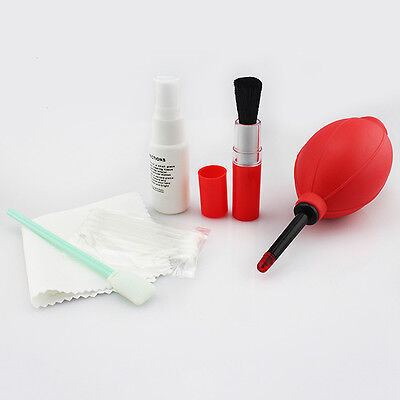 7 in1 Pro Super Optical Cleaning Kit Lens Clean Solution for Canon EOS Camera IN