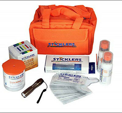 Sticklers® Fiber Optic Cleaning Kit MODEL MCC-FKO3