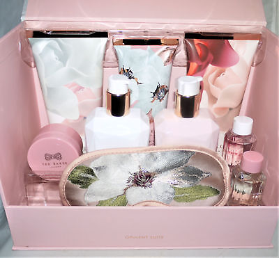 406ab9fe3 TED BAKER THE Fragrant Set Perfect Christmas Gift Set For Her BOXED ...