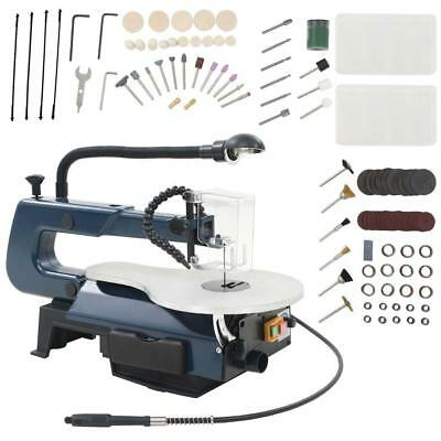 Scroll Saw Power Tool Set With 108 Piece Accessories And 4 Spare Blades
