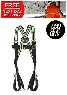 Personal Protective Equipment Ppe 1 Point Comfort Harness Hghsfa10108Bs