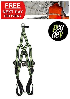 Personal Protective Equipment Ppe 2 Point Rescue Harness Hghsfa10106Bs