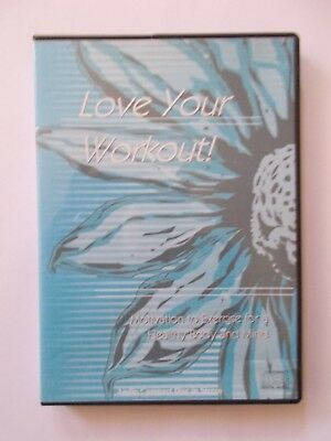 - Love Your Workout [Cd] Motivation To Exercise (Brand New) [Now 39.75]
