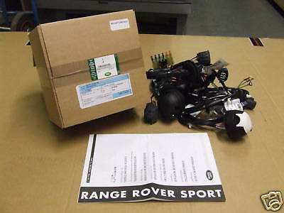 Land Rover Range Rover Sport N&S Type TowBar Electrics YWJ500150
