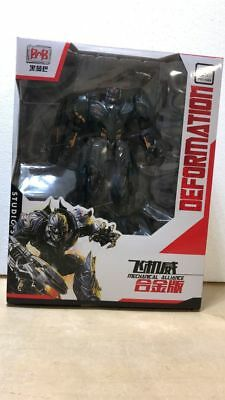 Large Transformers 5 The Last Knight Megatron Action Figures  Kids Toy