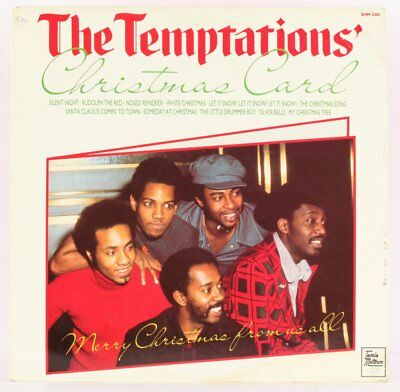 The Temptations Christmas Wikie Cloud Design Ideas