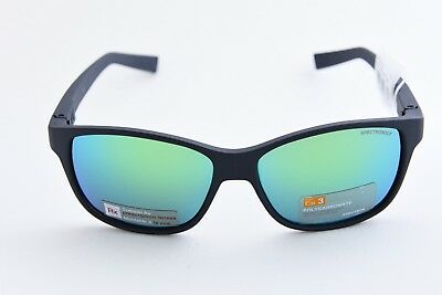 9fe2eed5353 Julbo Powell Sunglasses Spectron 3Cf Polycarbonate Matte Navy Green Mirror  New