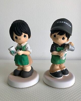 Precious Moments - Singapore Starbucks Limited Edition Precious Moments Figurine
