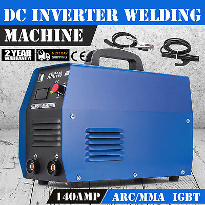 ARC-140 MMA/Stick DC Inverter Welder Welding Machine 140Amp IGBT Portable 110V