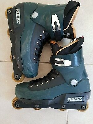 Roces 5th Element Skates (NOT Valo, Roller Blade, Razors, USD, THEM, K2, Remz)