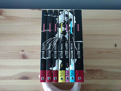 Sin City Seven 7 Volume Collection Frank Miller - Mint Cond.