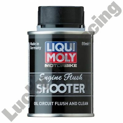 Liqui-Moly engine flush shooter oil circuit flush & clean 80ml UK mainland only