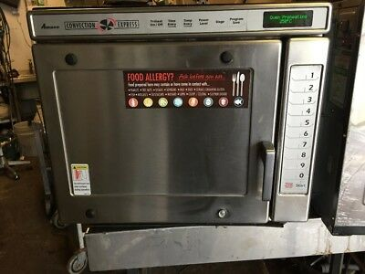 Commercial Amana Convection Express Oven