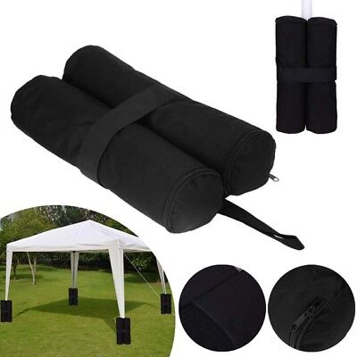 Heavy Duty Sand Bags Canopy Weight Bags for Instant Legs Outdoor Sun Shelter Z