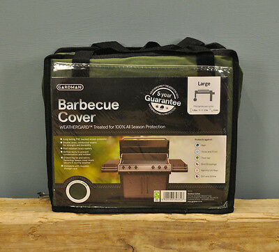 Gardman Premium Heavy Duty Large BBQ Barbeque Waterproof Outdoor Garden Cover