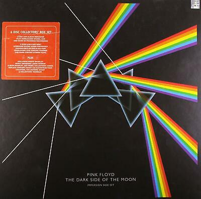 Pink Floyd – The Dark Side Of The Moon Immersion Box Set 3Cd, 2Dvd & Blu-Ray