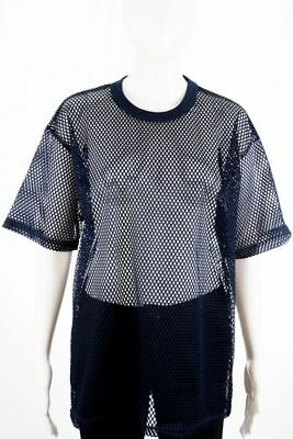 99d8230fd8cafd Vintage Shirt Bluse S M L Fishnet blouse shirt 90s Top Berlin Hipster  Blogger
