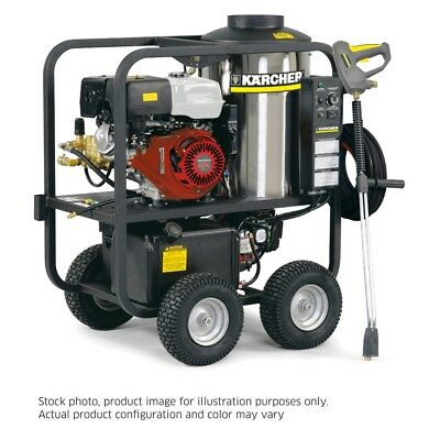 Karcher HDS 3.5/30 Pe Cage Hot Water Gas Pressure Washer, Demo Unit, 1.575-552.0