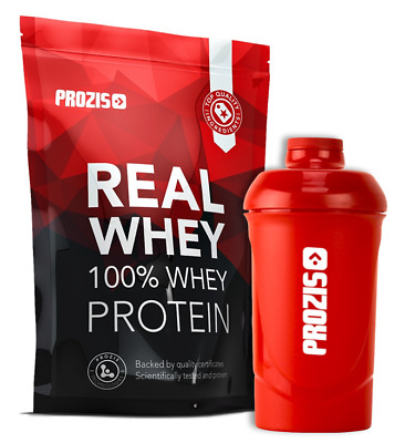 100% Real Whey Protein 1000 g & Mezclador Follow Your Passion 600 ml