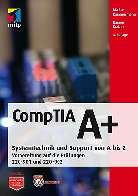 CompTIA + Komplettpaket inkl. CompTIA A+ | Network + | Server + | All in One