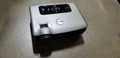 Dell 3400MP Projector ( with power cord and MI cable), remote included