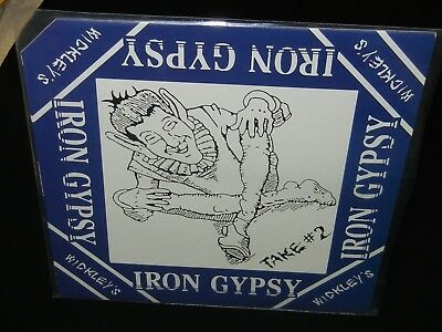 Wickley`s Iron Gypsy  Take # 2  4 Track 1988  Heavy Metal Indie Private