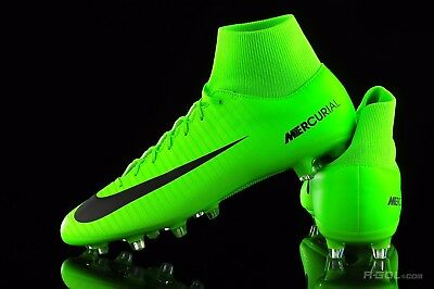 new styles 9a1fc 6b8b9 Nike Mercurial Victory Vi Df Ag Pro Electric Green Uk 9, Eur 44, (