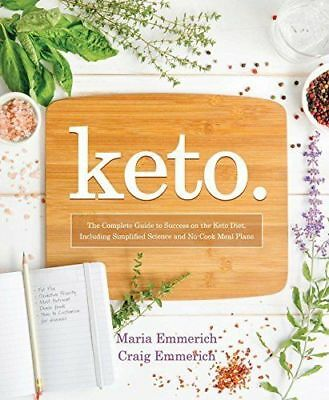 Keto: The Complete Guide to Success on The Ketogenic Diet...( PDF//EBOOKS )