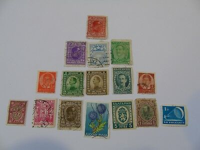 Collection of Stamps - Eastern Europe Stamps (16)