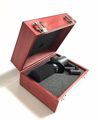 Wooden Box for Shure SM7 Microphones