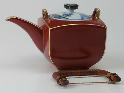 KYO ware/ Tea Pot/ Sencha/ Tea Time/ Japanese Tradition