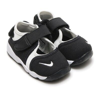 hot sale online 2251e dfd7d Black Baby Nike Little Rift Toddler Trainers - Size 2.5 (BRAND NEW IN BOX)